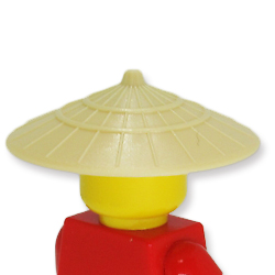アイテムポストで買える「菅笠(タン)」の画像です。価格は60円になります。
