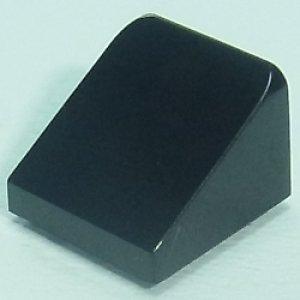 ◆30個セット◆33°スロープ1x1(ブラック)
