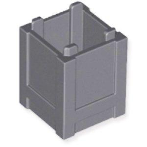 箱2x2x2(ダークブルーイッシュグレー)