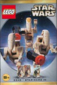 レゴ スターウォーズ STAR WARS #4