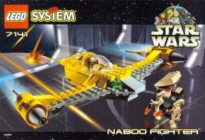レゴ スターウォーズ STAR WARS Naboo Fighter