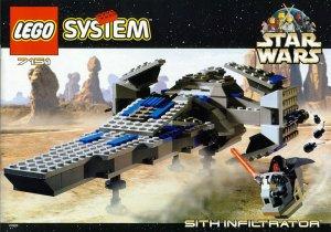 レゴ スターウォーズ STAR WARS Sith Infiltrator(送料無料)