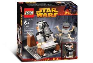 レゴ スターウォーズ STAR WARS Darth Vader Transformation